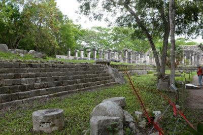 w095-Chichen Itza-Columnata Norte