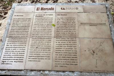 w106-Chichen Itza-El Mercados