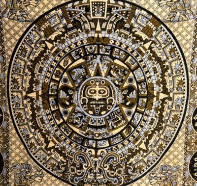 w112-Chichen Itza-kram zpamiątkami
