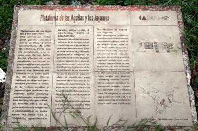 w152-Chichen Itza-Platforma Aguilas & Jaguares