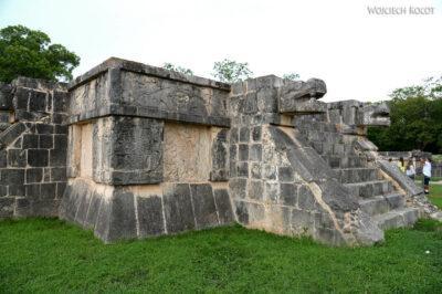 w154-Chichen Itza-Platforma Aguilas & Jaguares