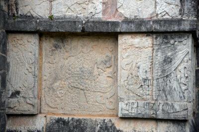 w155-Chichen Itza-Platforma Aguilas & Jaguares
