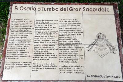 w158-Chichen Itza-Osario Tumba Del Sacerdote