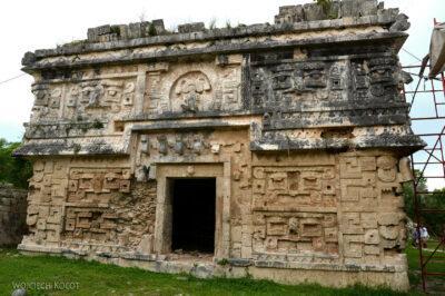 w175-Chichen Itza-La Iglesia
