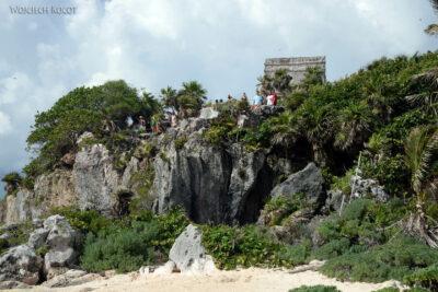 x025-Zona Arqueologica Tulum