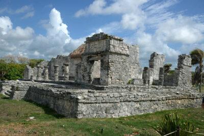 x028-Zona Arqueologica Tulum