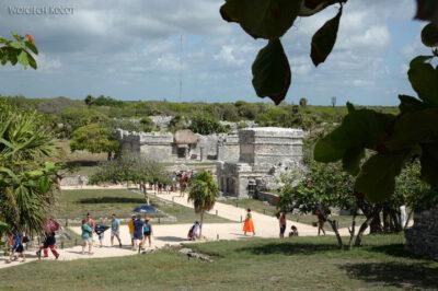 x030-Zona Arqueologica Tulum