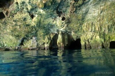 x111-W Gran Cenote - formy naciekowe