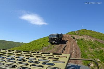 Uk416-Ciężarówą nagórę