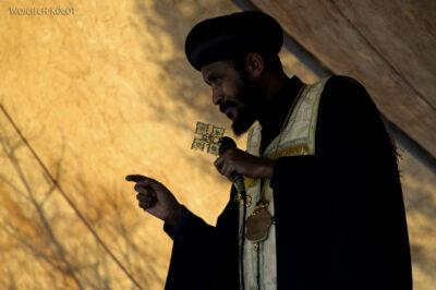 Et16009-Lalibela-kazanie przy Bet Medhane Alem