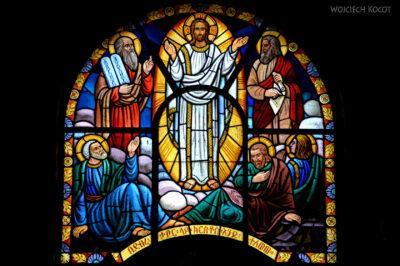 Et26050-Adis-St.Selassie Church, Trinity Cathedral-witraże