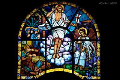 Et26051-Adis-St.Selassie Church, Trinity Cathedral-witraże