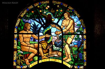 Et26053-Adis-St.Selassie Church, Trinity Cathedral-witraże