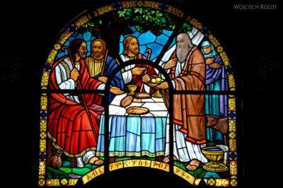Et26055-Adis-St.Selassie Church, Trinity Cathedral-witraże