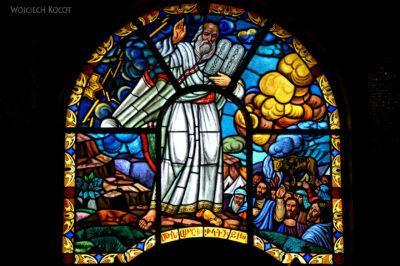 Et26056-Adis-St.Selassie Church, Trinity Cathedral-witraże