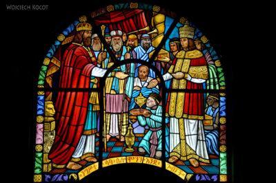 Et26057-Adis-St.Selassie Church, Trinity Cathedral-witraże