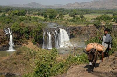 Et03049-Okolice wodospadu Blue Nile