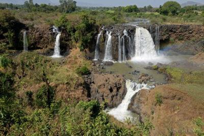 Et03057-Okolice wodospadu Blue Nile