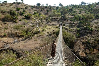 Et03082-Okolice wodospadu Blue Nile