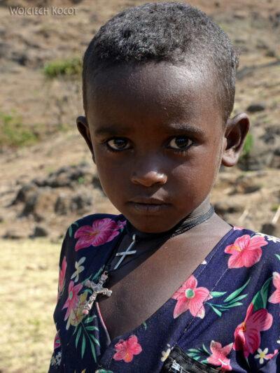 Et03084-Okolice wodospadu Blue Nile-ludzie