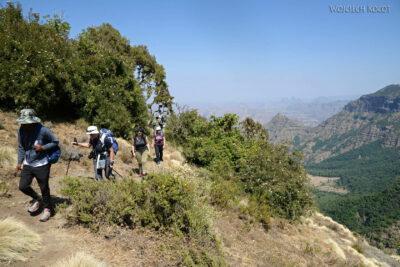 Et05108-Góry-Simien-treking