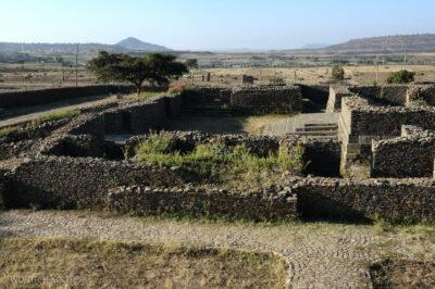 Et09014-Aksum-Pałac Królowej Saby