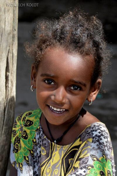 Et11019-Wioska Afarska-dzieci