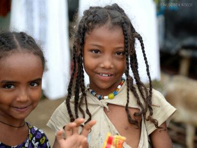 Et11034-Wioska Afarska-dzieci