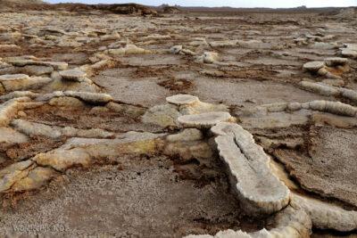 Et14038-Danakil 4-na polu siarkowym Dallol