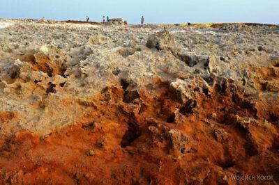 Et14059-Danakil 4-na polu siarkowym Dallol