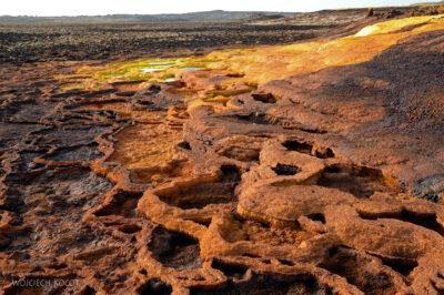 Et14125-Danakil 4-na polu siarkowym Dallol