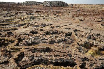 Et14220-Danakil 4-na polu siarkowym Dallol