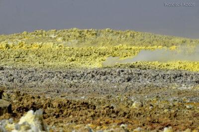 Et14226-Danakil 4-na polu siarkowym Dallol