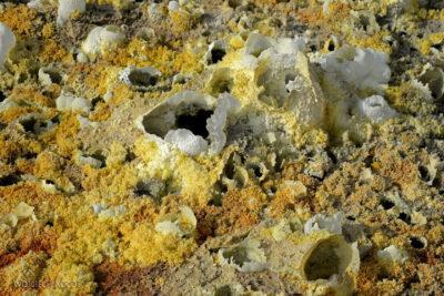 Et14231-Danakil 4-na polu siarkowym Dallol