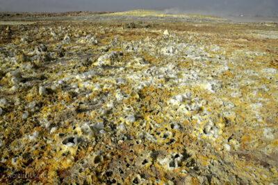 Et14238-Danakil 4-na polu siarkowym Dallol