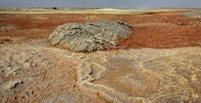 Et14240-Danakil 4-na polu siarkowym Dallol