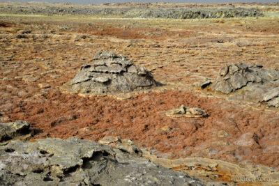 Et14241-Danakil 4-na polu siarkowym Dallol