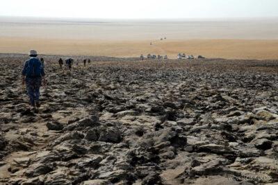 Et14270-Danakil 4-na polu siarkowym Dallol