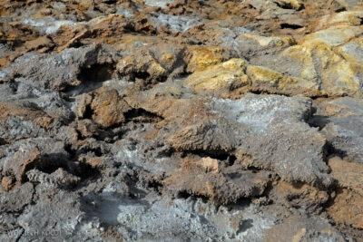 Et14272-Danakil 4-na polu siarkowym Dallol