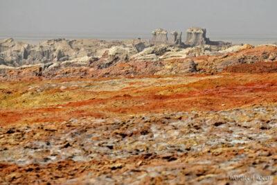 Et14278-Danakil 4-na polu siarkowym Dallol