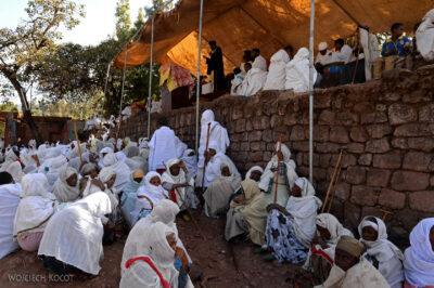 Et16008-Lalibela-kazanie przy Bet Medhane Alem