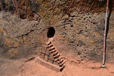 Et16132-Lalibela-górny komplek świątynny