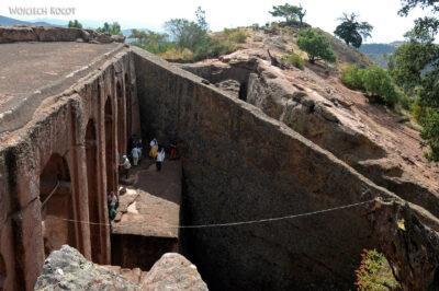 Et16153-Lalibela-górny komplek świątynny