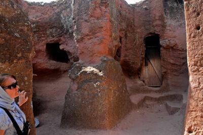 Et16169-Lalibela-górny komplek świątynny