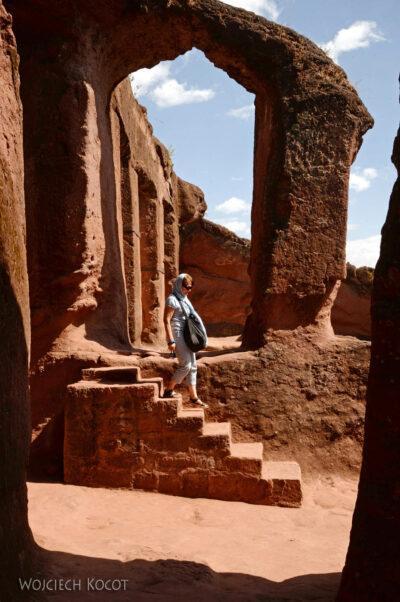 Et16171-Lalibela-górny komplek świątynny