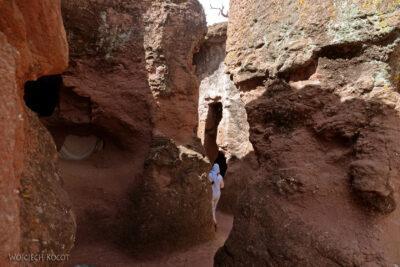 Et16174-Lalibela-górny komplek świątynny