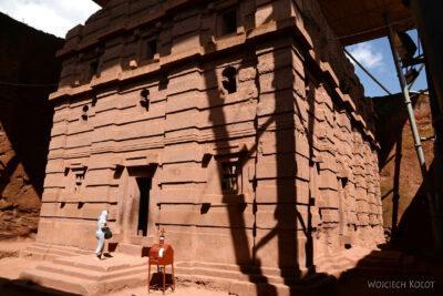 Et16175-Lalibela-górny komplek świątynny