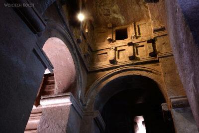 Et16177-Lalibela-górny komplek świątynny