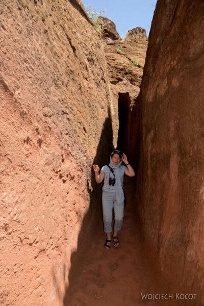 Et16192-Lalibela-górny komplek świątynny