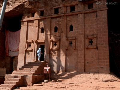 Et16195-Lalibela-górny komplek świątynny